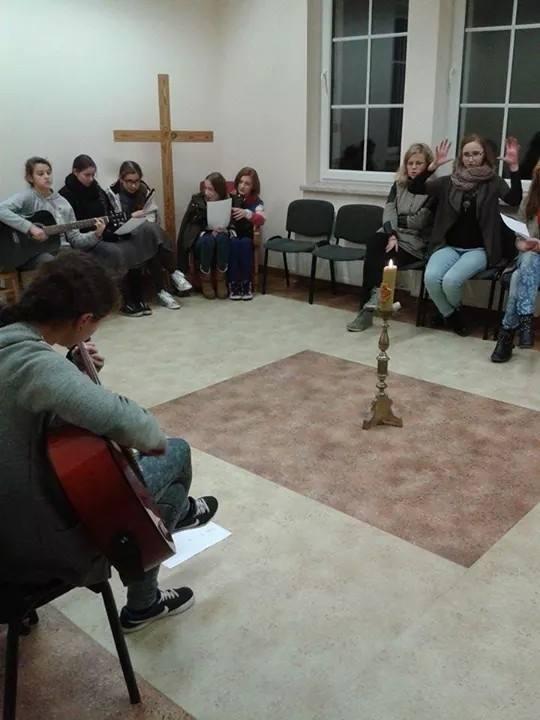 Piątkowe spotkanie (14.11.14r.)