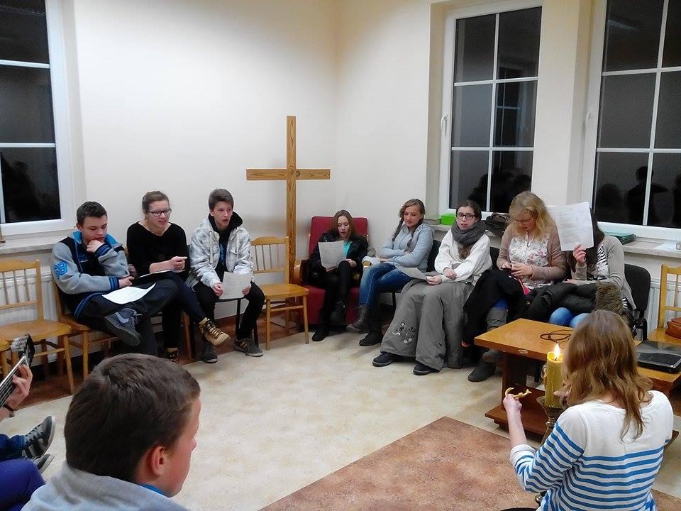 Weszliśmy w radosny i pobożny czas oczekiwania - ADWENT (28-30.11.14r.)