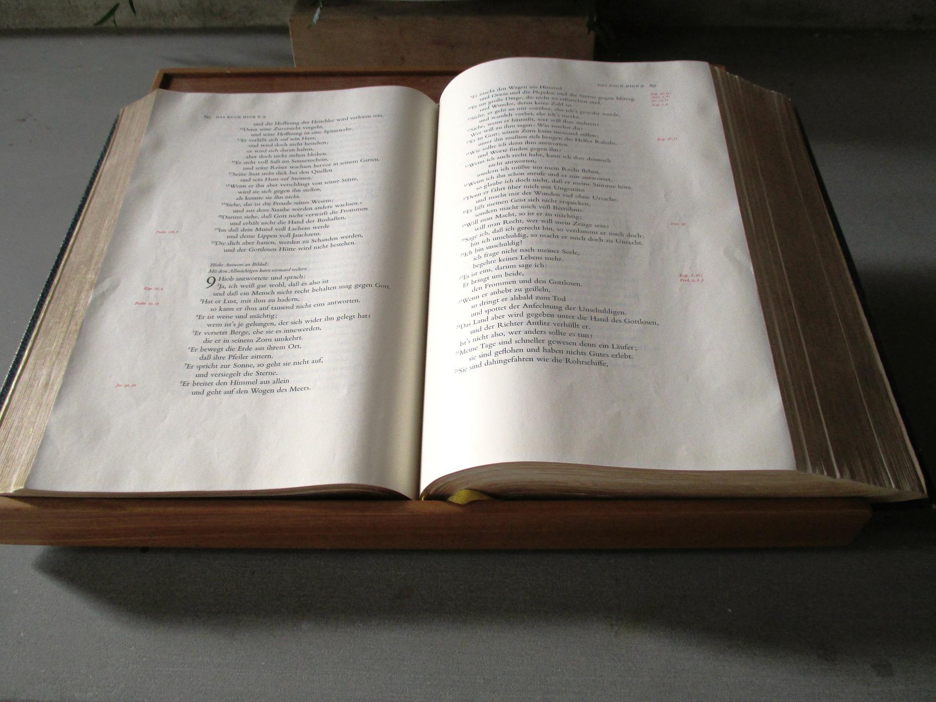 Zasady przygotowania i odczytywania czytań