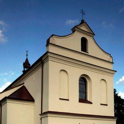 Kościół Farny p.w. Trójcy Świętej