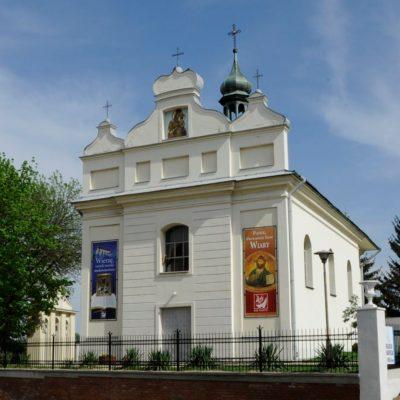 Kościół p.w. Jezusa Miłosiernego