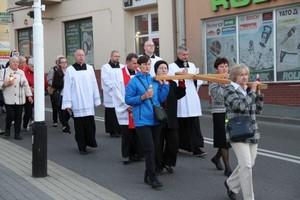 Droga Krzyżowa w Święto Podwyższenia Krzyża Świetego...