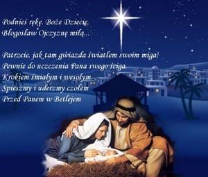 Porządek Mszy Świętych podczas Świąt Bożego Narodzenia i Nowego Roku.
