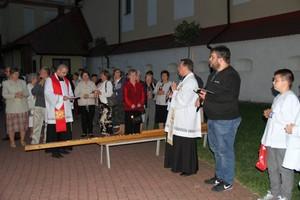 14 września 2018 - Droga Krzyżowa ulicami naszej parafii.