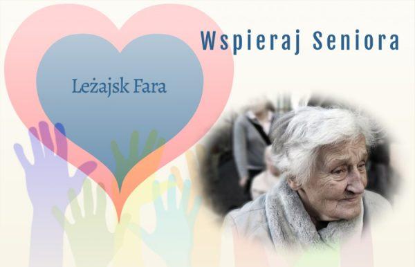 Fara wspiera Seniorów!