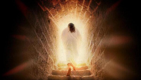 Chrystus zmartwychwstał! Prawdziwie!