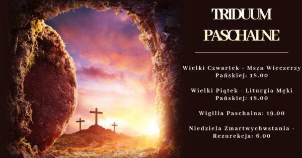 Misterium Paschalne Chrystusa w Farze